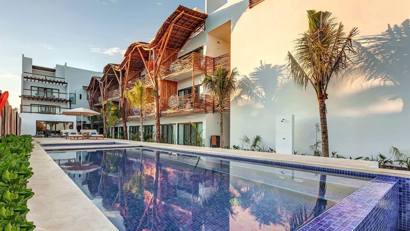 Mystique Blue Boutique Suites - Riviera Maya, Mexico