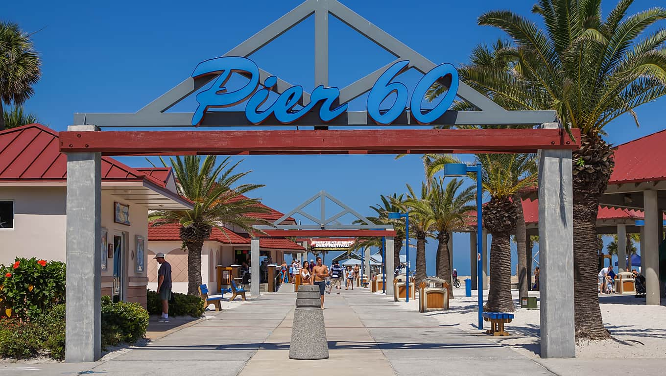 Pier 60 - Clearwater Beach, Florida